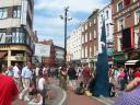 Il centro di Dublino